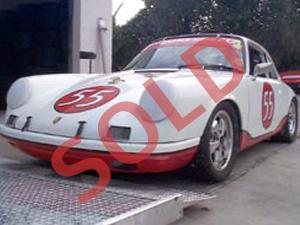 1969 911S VINTAGE RACE CAR