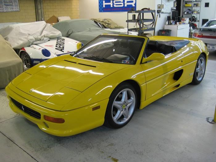 1999 355F1 Spyder