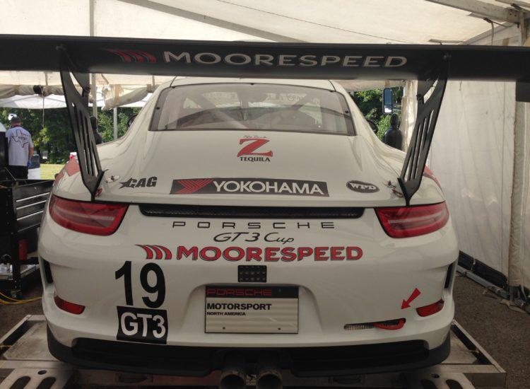 #19 WPD/Moorespeed Porsche Road America