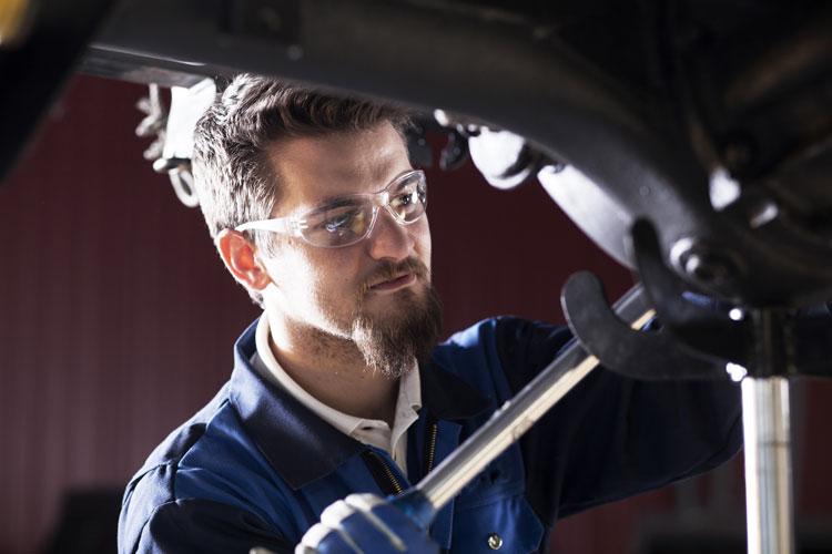 Mechanic at Moorespeed in Austin TX