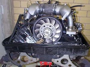 3.8 RSR Engine Build