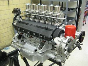 Ferrari 250 SWB Engine Build