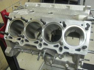 Ferrari 275 Engine Build