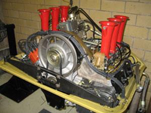 Porsche 3.0 RSR Engine Build