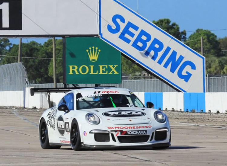 Moorespeed Professional Racing