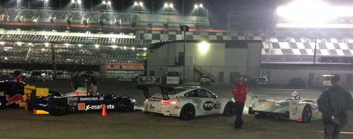 WPD/Moorespeed at Daytona