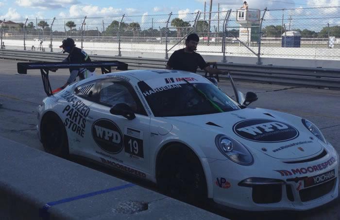 WPD/Moorespeed Porsche GT3