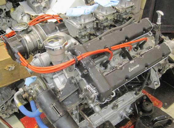 246 Dino Engines