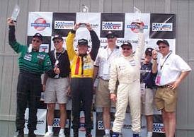 podium 1997