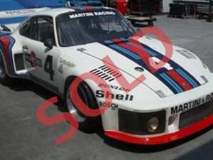 1976 Porsche 935 Prototype