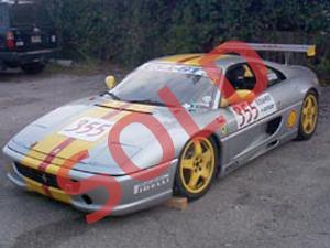 1995 355 Challenge Ferrari
