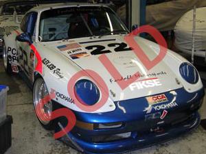 1997 Porsche 911 Cup 3.8 RSR