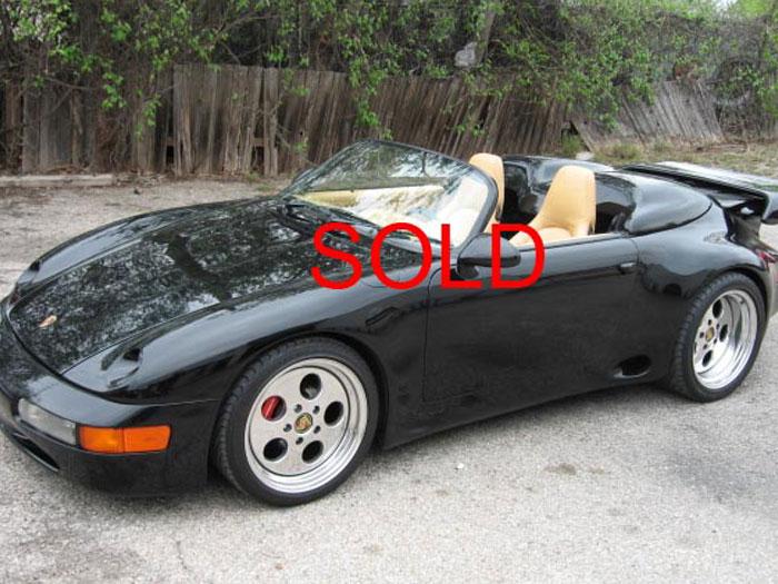 2000 Strosek Porsche Twin Turbo