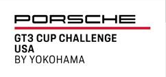 Porsche GT3 Cup Challenge USA