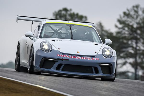 2017 IMSA - Porsche GT3 Cup Gen2 Test