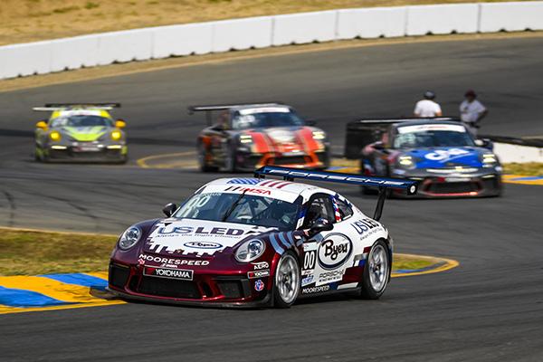 2017 PWC/IMSA - Sonoma Raceway
