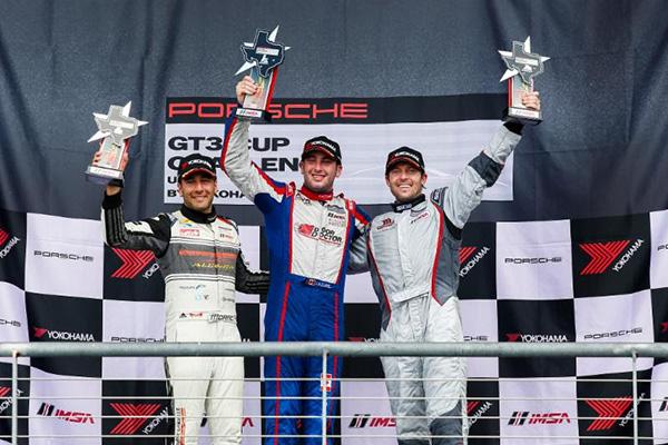 Moorespeed Racing IMSA Porsche GT3 Cup Challenge