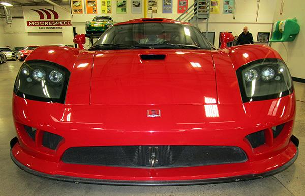 Santa Red Saleen S7