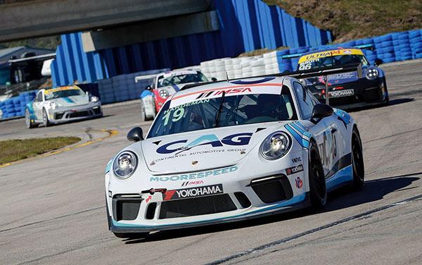 IMSA Porsche GT3 Cup Doubleheader